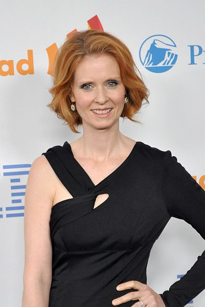 How Celebrities Deal With Menopause - Cynthia Nixon
